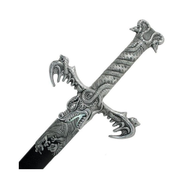 Barbarian sword with sheath - 2