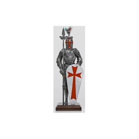 Armadura Cavaleiro Templário em metal - 1
