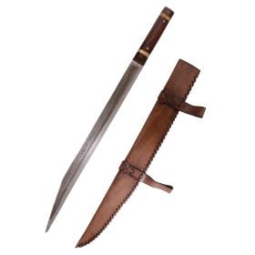 Espada Anglo Saxão, século IX