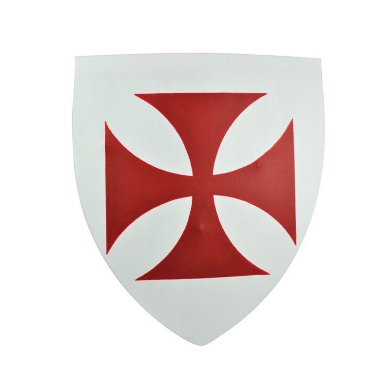 Escudo funcional Templário - 2