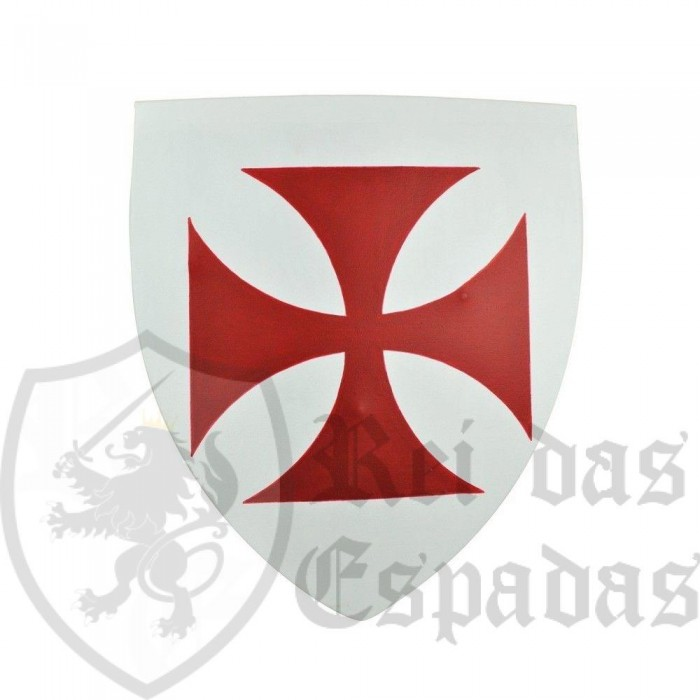 Functional Templar shield