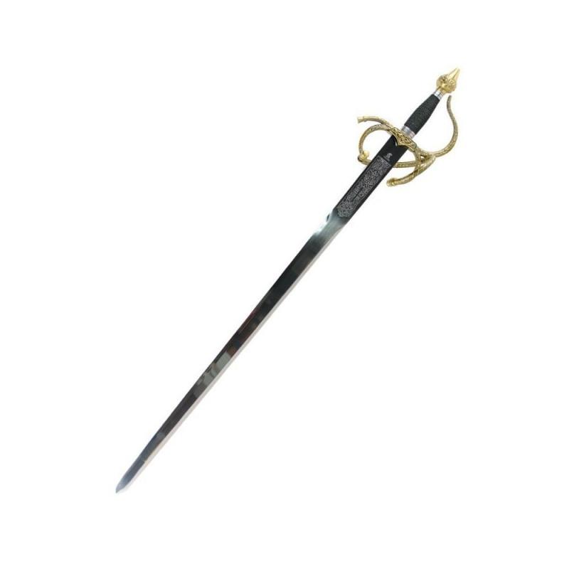 El Cid Colada Sword with Sheath - 4