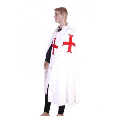 Anchored Templar Cross Cover