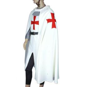 Capa Cruz Templária