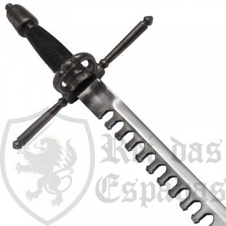 Dagger Grabs functional swords by John Barnett