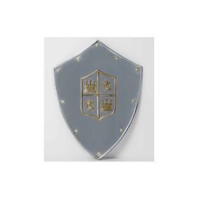 Medieval shield Castilla and León - 2