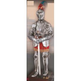 16th-century engraved armor - 1
