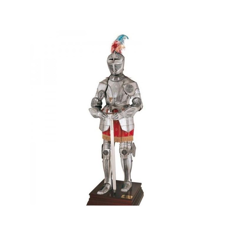 16th-century engraved armor - 4