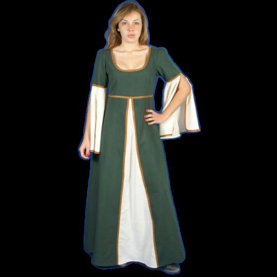 Vestido Senhora Medieval