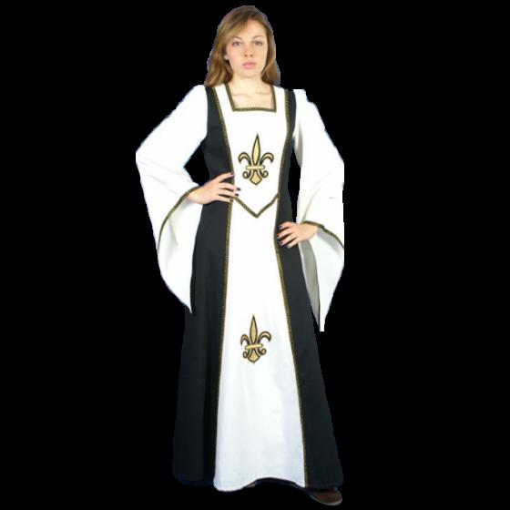 Vestido medieval Lady Lysenia
