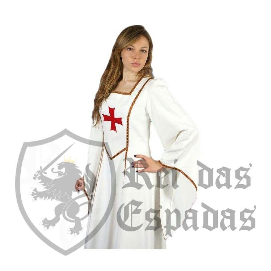Woman's dress Oneca Templar
