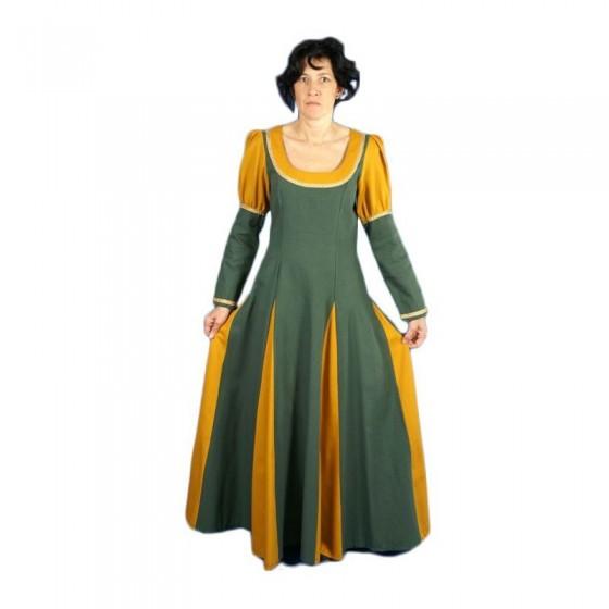 Vestido de mulher Medieval