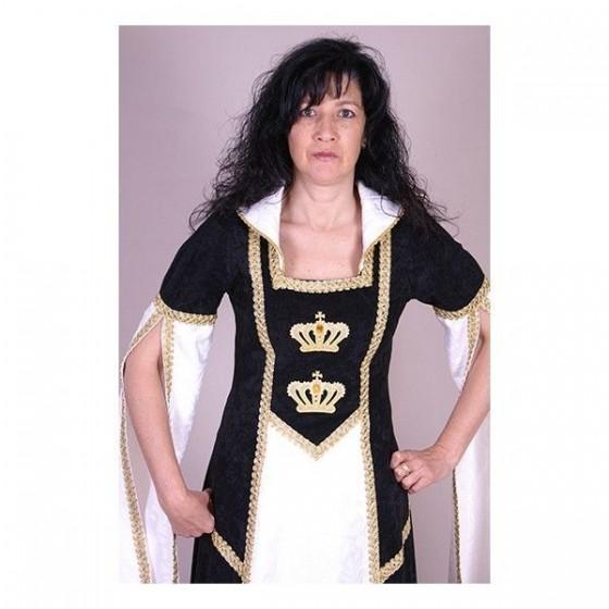 Vestido de mulher Rainha Medieval