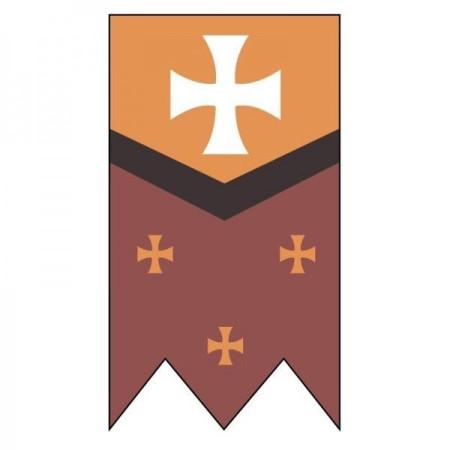 Bandera 60 x 100 cms