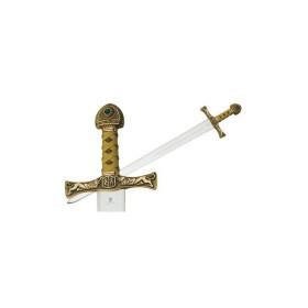 Espada Ivanhoe bronce - 1