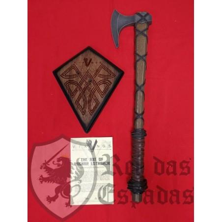 Machado Ragnar Lothbrok Limited Edition Vikings OFICIAL