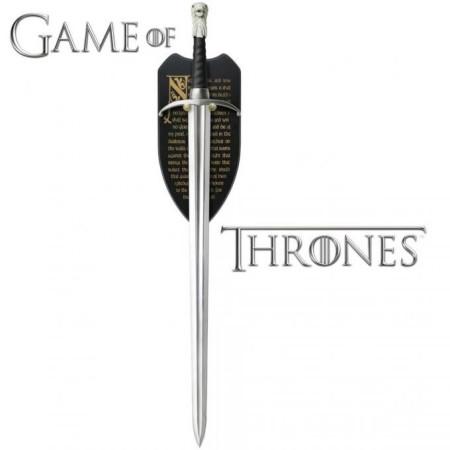 Espada Longclaw , Juego de los Tronos