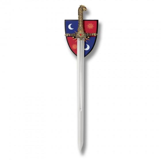 Espada Oathkeeper, Game of Thrones com suporte