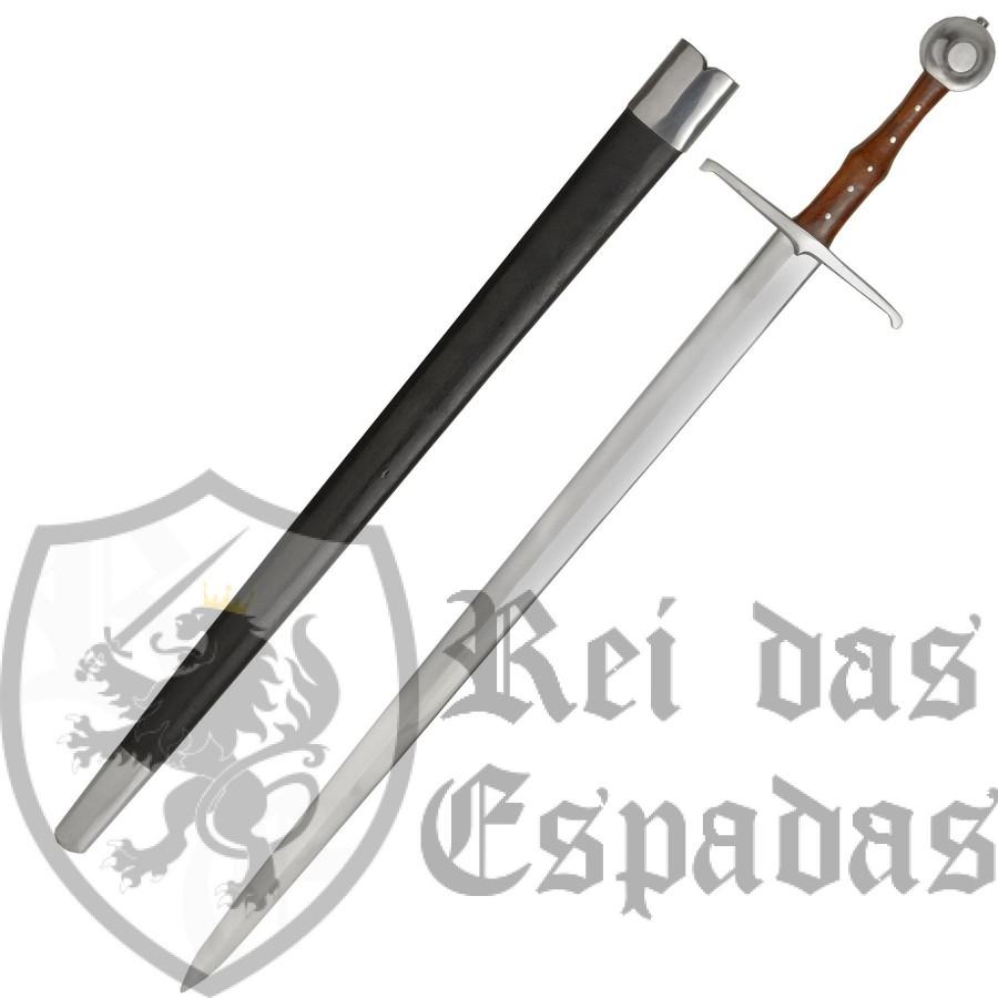 Espada de Mão e Meia, Ano 1400