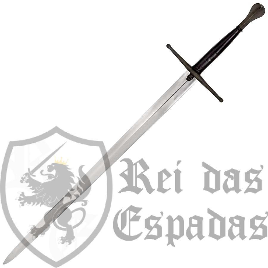 Two medieval sword hand, John Barnett