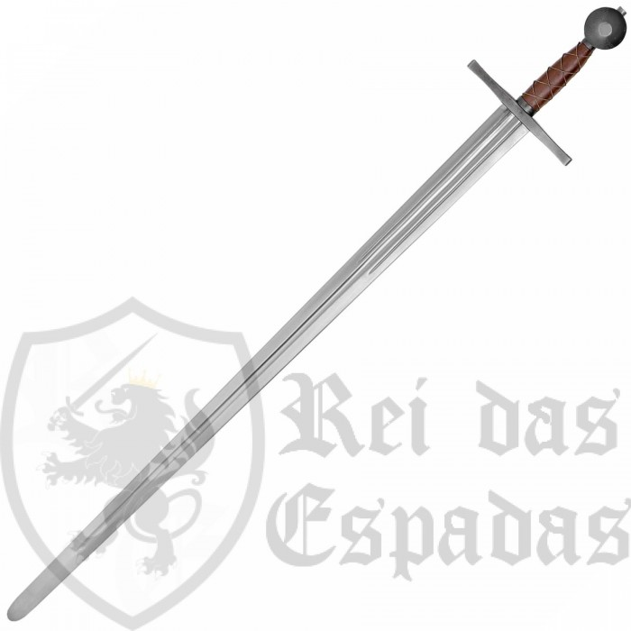 A medieval sword hand, John Barnett