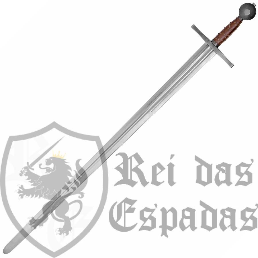 Espada medieval de uma mão, John Barnett