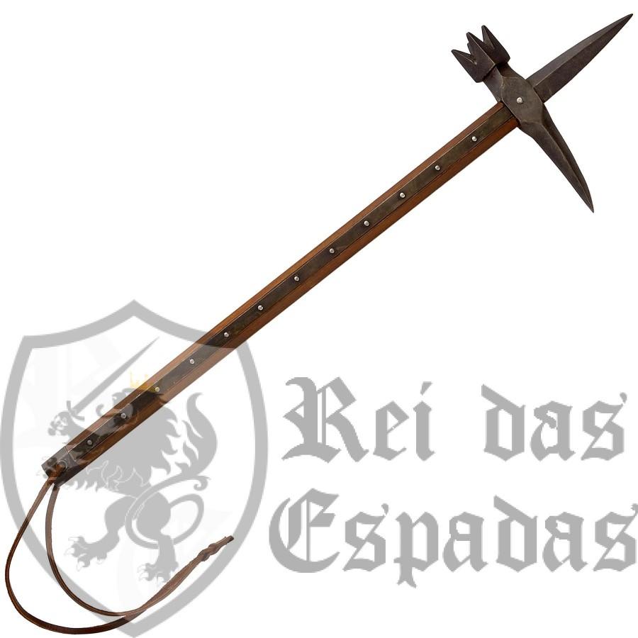 15 century war hammer by John Barnett