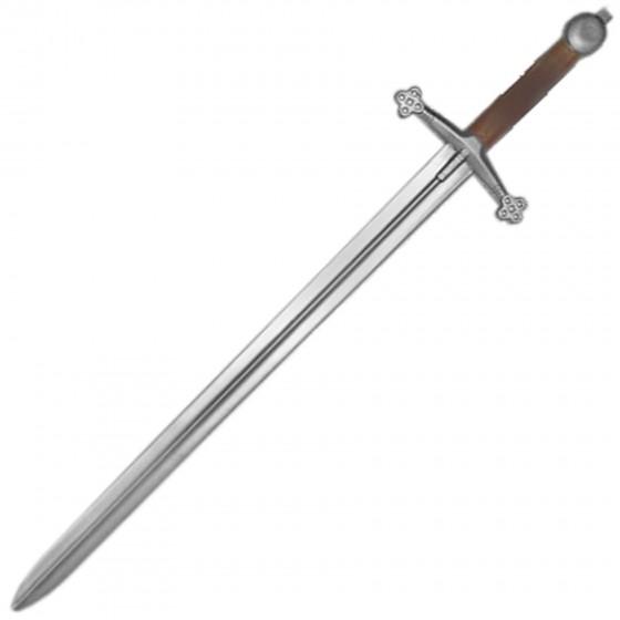 Claymore Larp Scottish Sword - 1