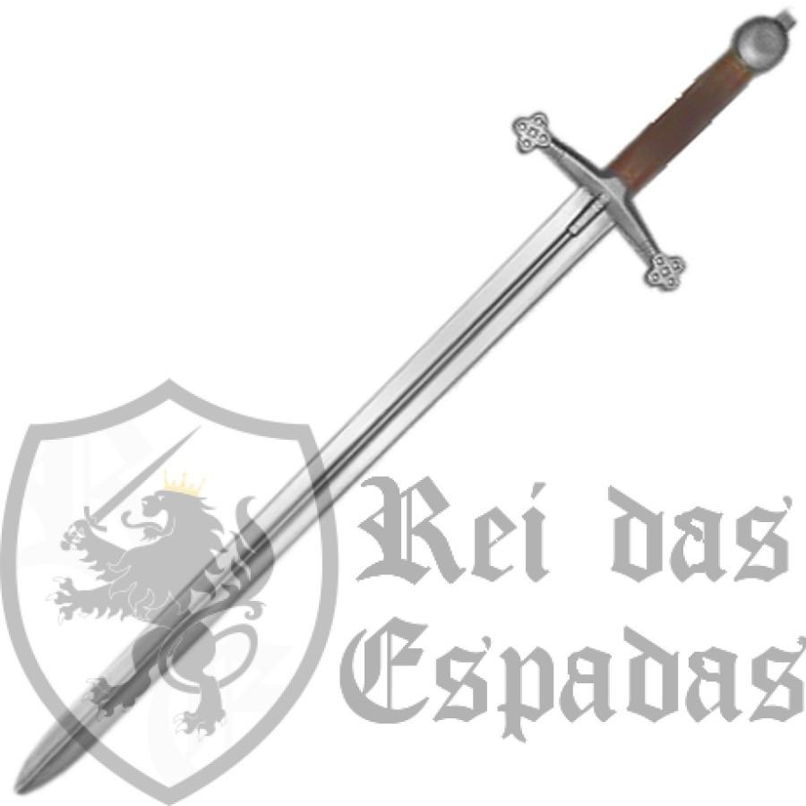 Látex de espada Claymore escocesa