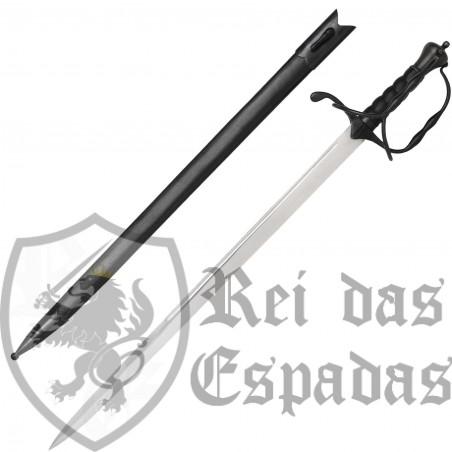English civil War sword by John Barnet