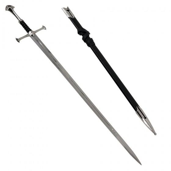 Espada Anduril, El Señor de Los Anillos