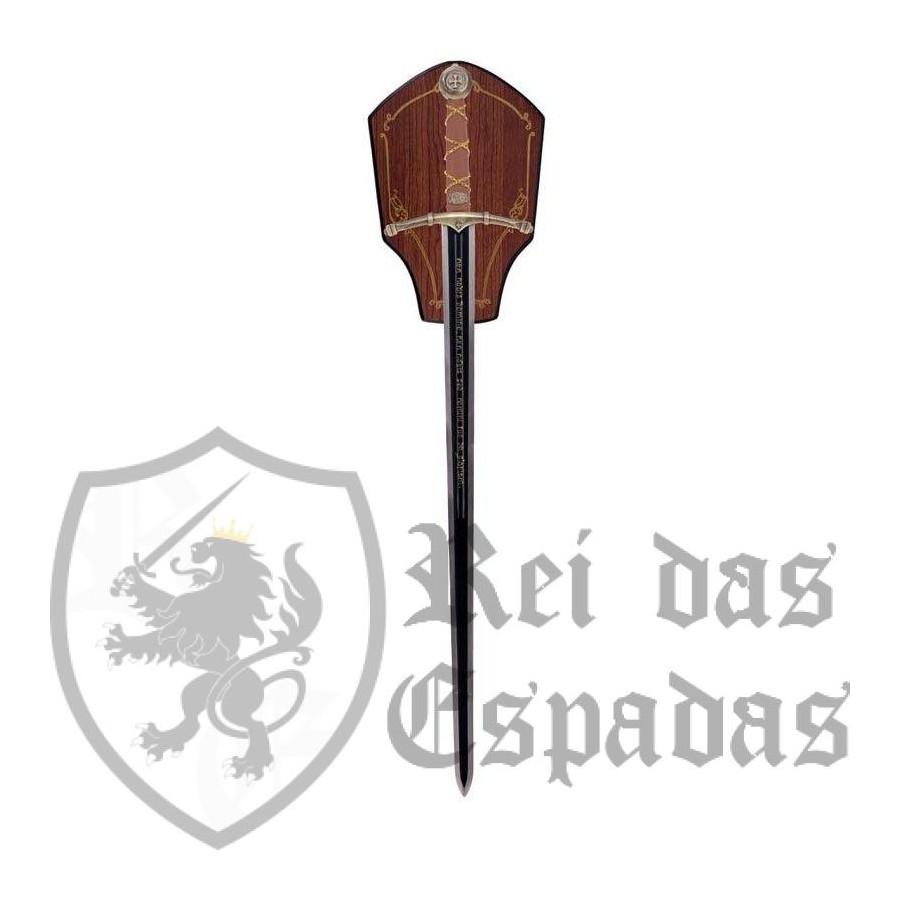 Templaria Sword Non Nobis Domine - 1