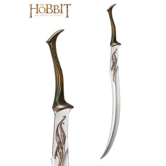 Espada Infantaria Mirkwood Hobbit OFICIAL