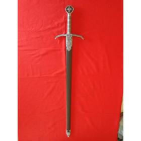 Épée de Robin des bois avec gaine - 3