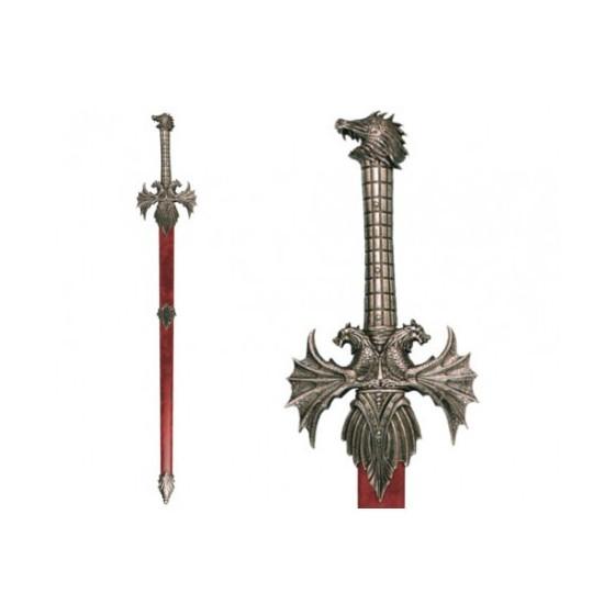 """Espada """"Nothung"""" de Sigurd, com bainha"""