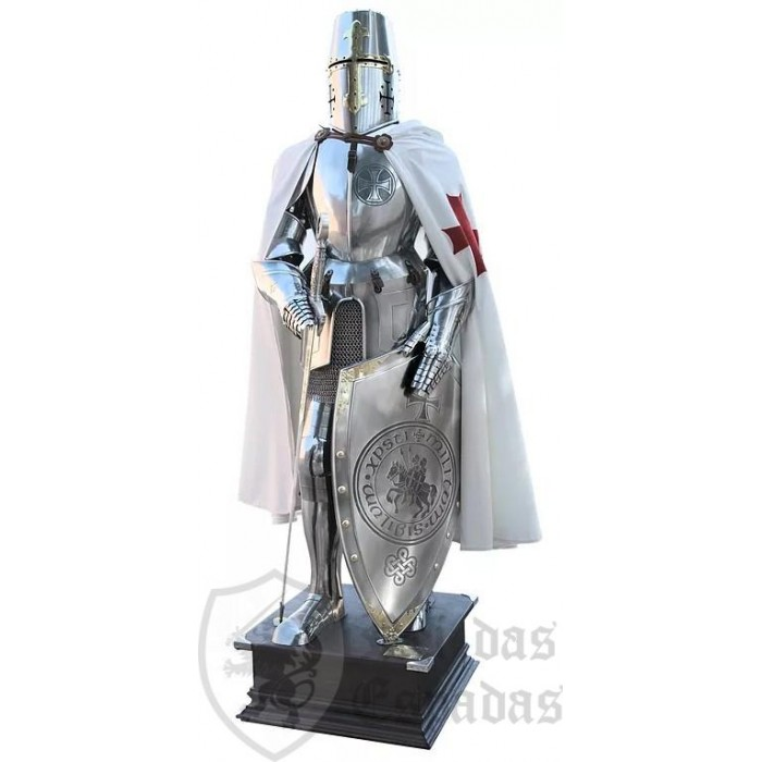 Armor of the Knights Templar