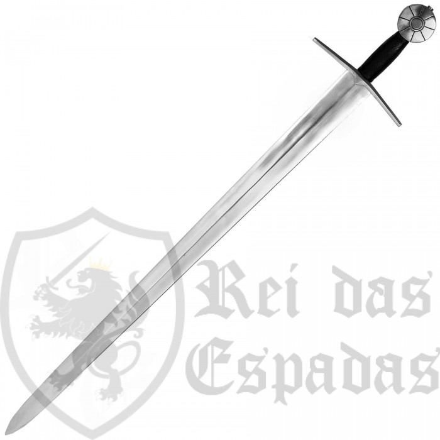Espada Templarios do Século XIII, da marca John Barnett