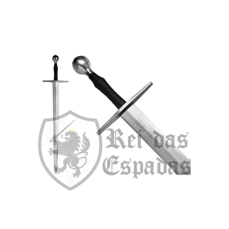 Espada de Enrique VIII