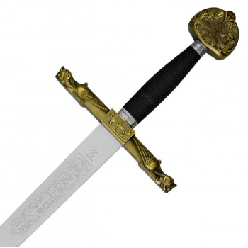 Charlemagne Sword with sheath - 2