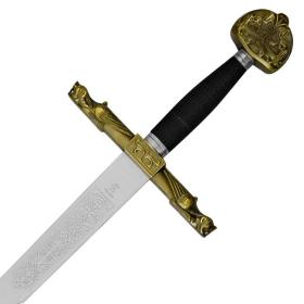 Espada de Carlomagno con vaina - 2