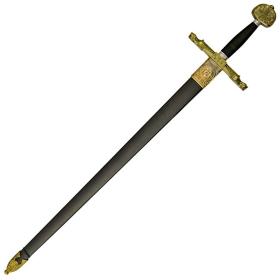 Espada de Carlomagno con vaina - 3
