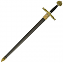 Charlemagne Sword with sheath - 3