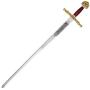 Espada Carlos Magno com bainha - 1