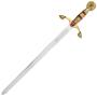 Espada Príncipe Negro sem bainha - 4