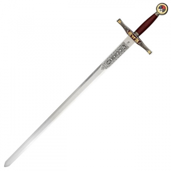Sword Excalibur with Scabbard, King Arthur - 1