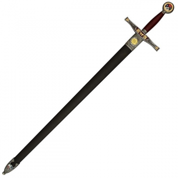 Sword Excalibur with Scabbard, King Arthur - 3