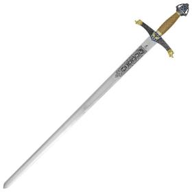 Espada de Lancelot Deluxe con vaina - 1