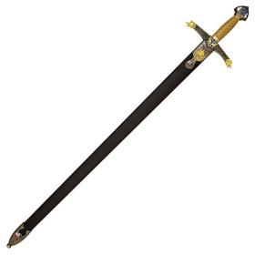 Lancelot Deluxe sword with sheath - 3