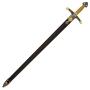 Espada de Lancelot Deluxe con vaina - 3