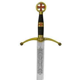 Espada Cruzados sem bainha - 1